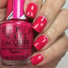 NEW! OPI NAIL POLISH Nail Lacquer in PEN & PINK