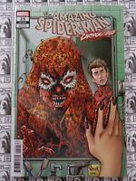 Amazing Spider-Man (2018) Marvel - #25, Nauck Carnage-ized Variant, 72 PGs, NM
