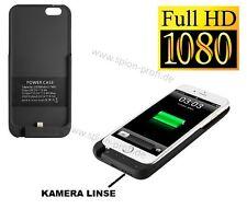iPHONE 6 PLUS LADESTATION POWERBANK VERSTECKTE MINI VIDEOÜBERWACHUNG KAMERA A174