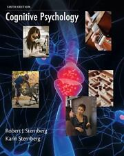 Used, Like NEW Cognitive Psychology by Robert J. Sternberg (2011, Hardcover)