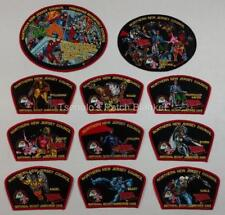 Northern New Jersey Council 2005 National Jamboree JSP Set Mint Cond FREE SHIP