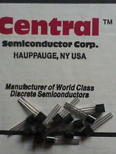 MPS404A Central Semiconductor PNP Silicon Chopper Transistor, 3pin TO-92, (5pcs)