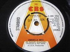 "STARBIRD - UMBRELLA MAN    7"" VINYL PROMO"