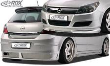 RDX Bodykit OPEL Astra H Front Spoiler Heck Ansatz Seitenschweller Dachspoiler