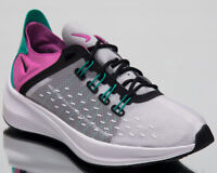 Nike EXP-X14 Women Sneakers Wolf Grey Viola Emerald Lifestyle Shoes AO3170-003