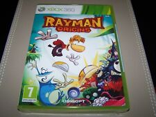 Rayman Origins XBOX 360  **New & Sealed**