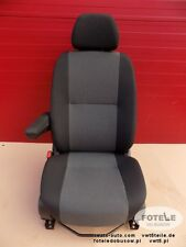 Seat VW Crafter passenger captain seat AUSTIN armrest