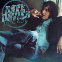 Dave Davies : Decade CD (2018) ***NEW*** Highly Rated eBay Seller, Great Prices