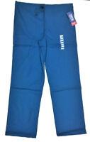 Cherokee Workwear Unisex Drawstring Scrub Pant, Caribbean Blue, Unisex Small