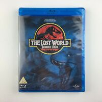 The Lost World - Jurassic Park (Blu-ray, 2012) *New & Sealed*