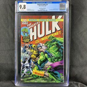 The Immortal Hulk Issue 33 (2020) Marvel Comics Joe Bennett Exclusive CGC 9.8