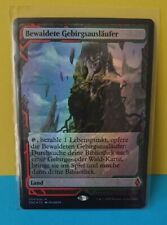 Magic the Gathering - Zendikars Erneuerung - Bewaldete Gebirgsausläufer *Foil*
