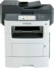 Lexmark MX611DHE 35S6702 Printer Fully Refurbished 90 Day Warranty New Supplies