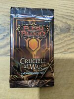 Flesh and Blood Crucible of War Booster Pack SEALED 1st Print Alpha FAB TCG