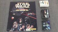 Panini Album Star Wars - La guerre des étoiles 1997 - Stickers: S 1 -  S 36