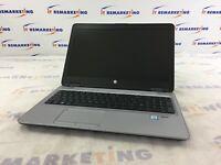 HP ProBook 650 G2 i7-6600U 2.6GHz 8GB DDR4 256GB SSD Win10 Pro