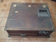Ancienne caisse enregistreuse USA de 1880