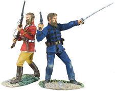 "Britains Soldato ZULU guerre ""back to back"" wb20139 PAPA E Goodwin METALLO"
