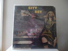 "CITY BOY - YOUNG MEN GONE WILD - MERCURY RECORDS-SRM-1-1182 - ""SEALED"""