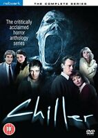 CHILLER THE COMPLETE SERIES [DVD][Region 2]