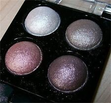 Hard Candy Mod Quad Baked Eyeshadow 4 colors 719 Brownie Points Browns Beige