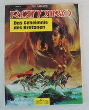W. Vance Ramiro Das Geheimnis des Bretonen Comic Band 4 1987 B10252
