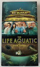 THE LIFE AQUATIC WITH STEVE ZISSOU vhs