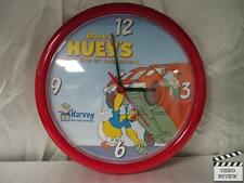 Baby Huey's Great Easter Adventure WALL CLOCK, 1998, New in Original White Box