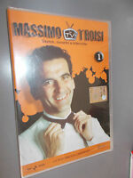 DVD MASSIMO TROISI SKETCH INCONTRI E INTERVISTE N° 1 LA REPUBBLICA L'ESPRESSO