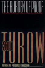 The Burden of Proof by Scott Turow (1990, Hardcover)