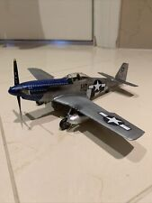 """New ListingBeautiful Eduard P-51D-5 Mustang 1/48 Professionally Built """"Cripes A'Mighty�"""