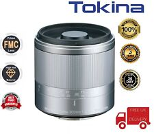 Tokina 300mm F/6.3 Compact Telephoto Lens For Micro 4/3rds Mount (UK Stock)