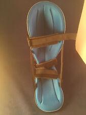 LEG BRACE ANKLE SUPPORT WALKING BRACE PLASTIC PADDED