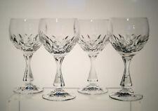 "VOLTERRA SCHOTT ZWIESEL Water Goblets 6 5/8"", SET of FOUR, Slight Imperfect"