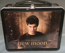 The Twilight Saga Lunch Box and Thermo,  New Moon with Jacob and Edward, Bella