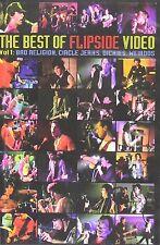 VARIOUS ARTISTS -  BEST OF FLIPSIDE VIDEO   DVD NEU !