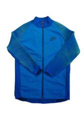 Sudaderas de hombre de manga larga en azul Nike