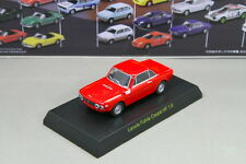 Kyosho 1/64 Lancia Fulvia Coupe HF 1.6 Red Minicar Collection 2007 Japan Fiat