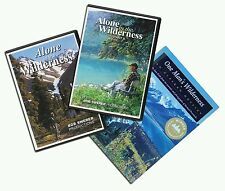 Alone In The Wilderness 2 DVD and book package Brand New straight from producer