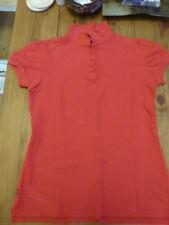 Levis Rojo Damas Camisa Polo Talla M (damas)