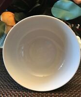 PORCELAIN Soup Bowls - PILLIVUYT -  WHITE, Set of 3  MADE IN FRANCE
