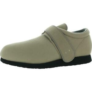 Apex Mens Adjustable Laceless Round Toe Loafer Slippers Flats BHFO 6604