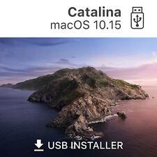 macOS 10.15 Catalina Boot USB-Stick Installationsdaten Reparatur Recovery USB
