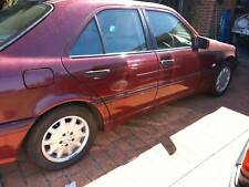 Wrecking Mercedes W202 C180 parts only listing price $10 for wheel nut no shell