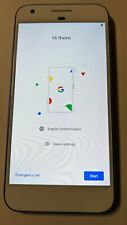 Google Pixel (32 GB, Really Blue, Locked Bootloader) + Rhinoshield Bumper Case
