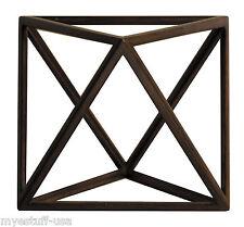 Authentic Models AR036 Octahedron Leonardo Da Vinci Polyhedral Shape
