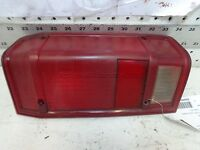 Tail Light Lamp Taillight Taillamp Right Passenger Side 87 Ford Ranger