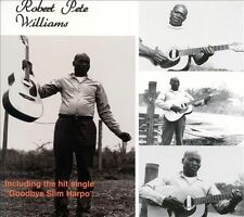 Robert Pete Williams by Robert Pete Williams (Cd, 1971, Fat Possum)