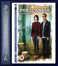 PORTLANDIA - COMPLETE SEASON 3  **BRAND NEW DVD**