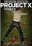 Project X (DVD, 2012, Bilingual) Free Shipping In Canada